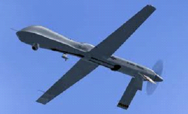 SLS drone