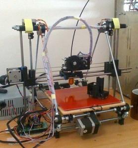 TPE 3d printer