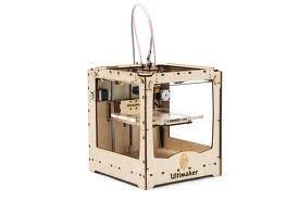 The Ultimaker 3D Printer